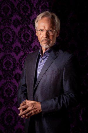 Portrait of Steven White